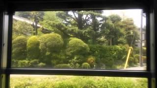 鈴木香音ちゃんの車内アナウンスです。