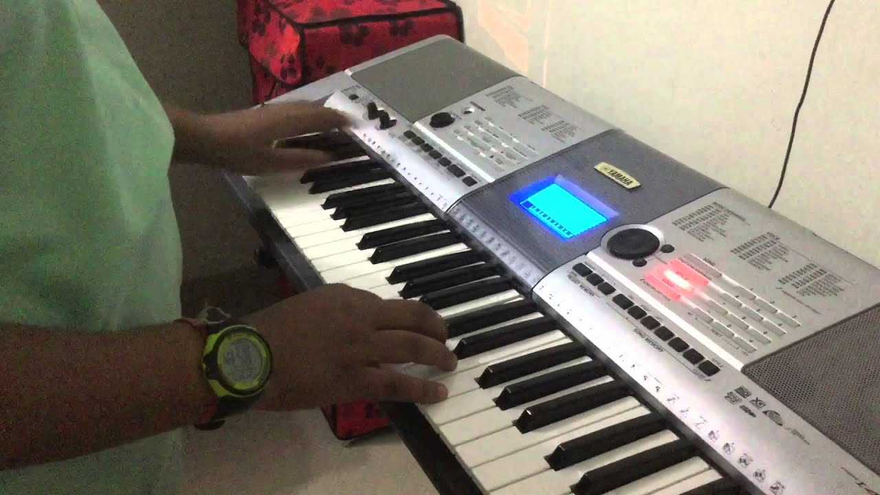 Give me freedom wavin 39 flag by kanha sharma on keyboard for Yamaha keyboard i425