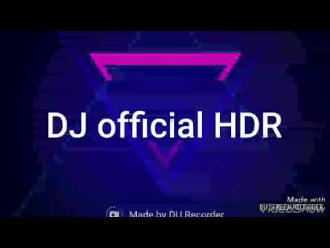 DJ official HDR beat trap