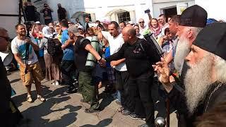 Крестный ход в Почаев 2018. Последний день