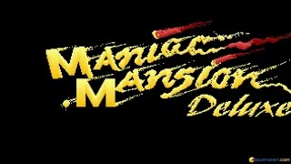 Maniac Mansion Deluxe gameplay (PC Game, 2004)