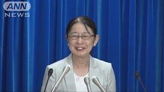 村木次官が退任会見 逮捕された経験を振り返る(15/10/02)
