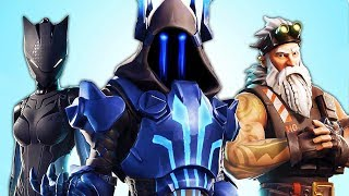 SAISON COMBAT PAS SKINS 7!! - (Fortnite Battle Royale)
