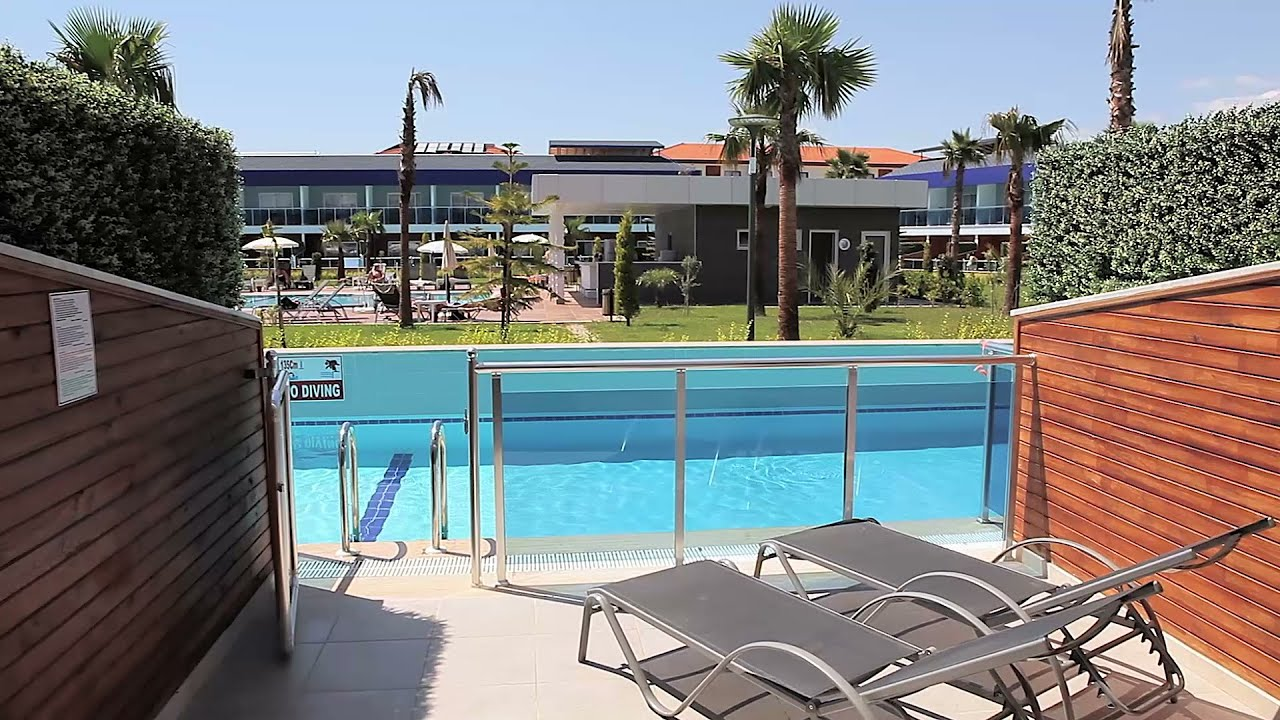 Hotel Marinii Sunconnect Eftalia Marin Alanya Antalya Omrayendetturkiet Youtube