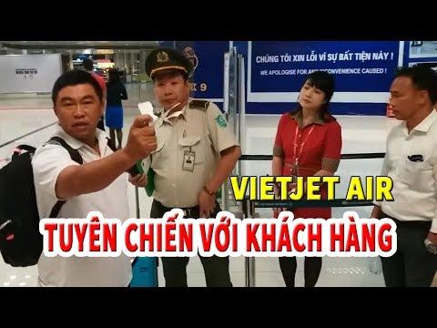 VietJet Air chính thức TUYÊN CHIẾN VỚI KHÁCH HÀNG
