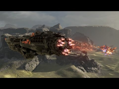 Dreadnought - Official Trailer - Gamescom 2015