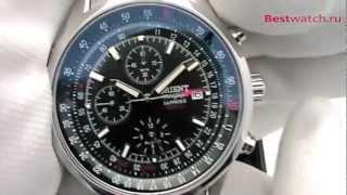 Обзор мужских часов Orient Хронограф FTD09001B0