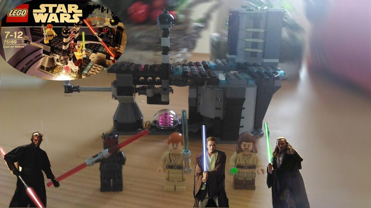 lego star wars 75169 duel on naboo en franais