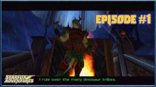Starfox Adventures: Dinosaur Planet - A Planet In Peril - Episode 1
