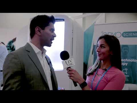 Alleviate jet-lag and inflammation with cryotherapy. | LIV NRG Interview with Benny Parihar [TEASER]
