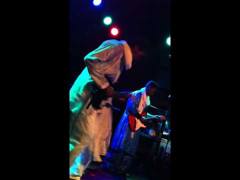 Group Bombino @ Nectar Seattle 12/11/2011 (Live)