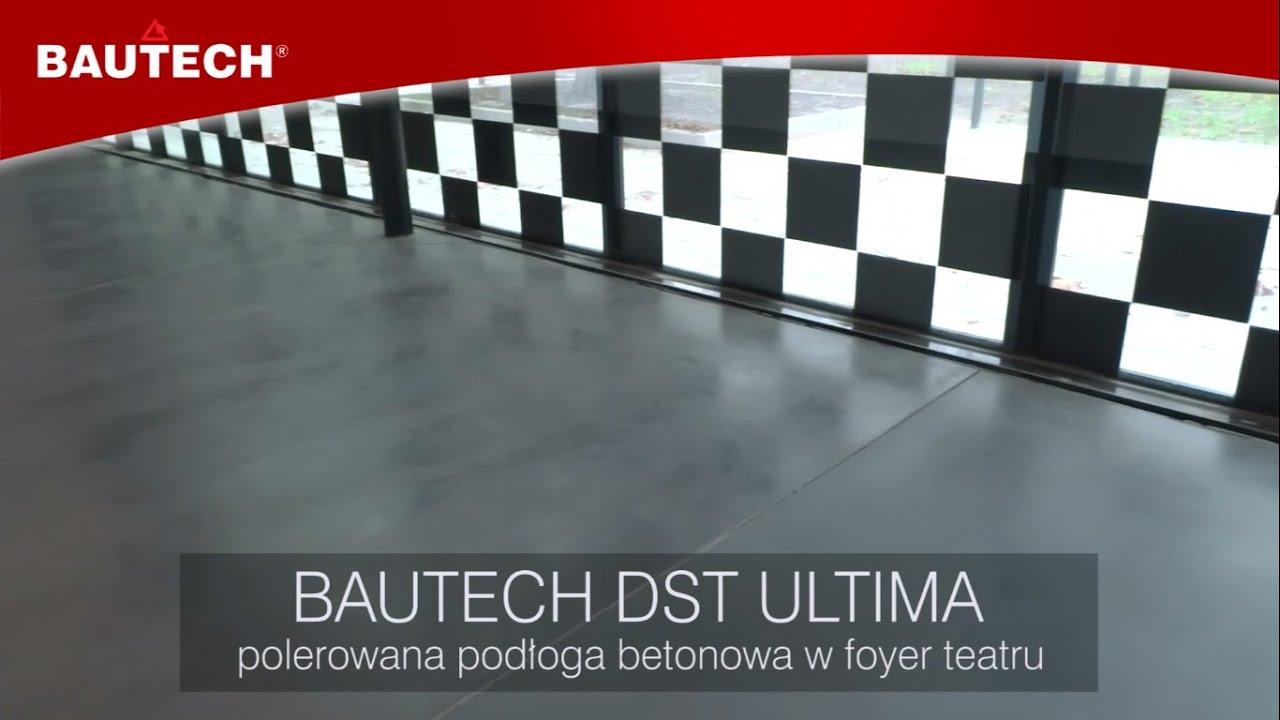 Nowość Podłoga beton polerowany. Jak wykonać? | BAUTECH - YouTube LK76