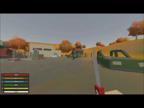 Unturned Single-Player Adventure #7 Finding Blow-torches!