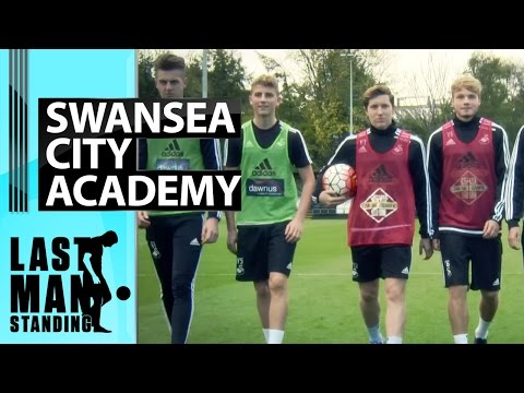 Last Man Standing: Wembley Doubles with Swansea City Academy