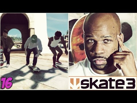 Skate 3 Gameplay Walkthrough Part 16 - Man Overboard Rage Quit