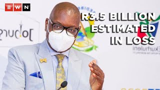 Gauteng Premier David Makhura held a media briefing on 30 July 2021 to update media on the economic effects of the unrest that erupted in the country a few weeks ago. Makhura assured journalists that there was no need to declare a state of disaster in Gauteng.   #GautengUnrest #DavidMakhura #GautengGovernment