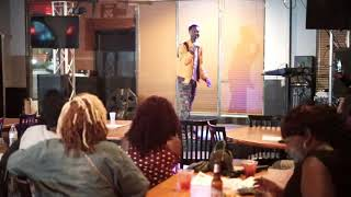 Mope Williams- #WildnOut Comedian Live In Columbus, Ga For #FirstFridayComedy @Suite Bar & Grill