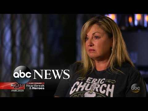 Woman describes moment when husband was shot while holding her: 20/20 Part 3
