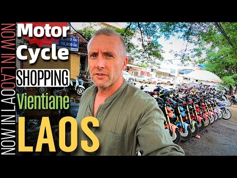 Motorcycle Shopping in