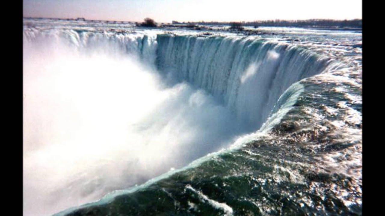 Populaire Chutes du Niagara - YouTube UT28