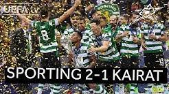 2019 Futsal Champions League final highlights