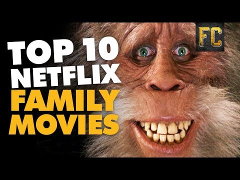 Top 10 Family Movies on Netflix  The Best of Netflix Family Movies  Flick Connection