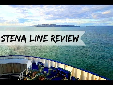 Stena Line Plus Dublin to Holyhead