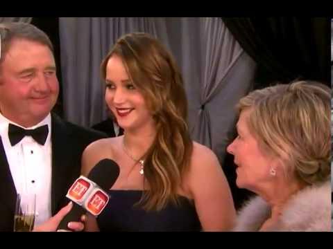 Jennifer Lawrence's Pa...
