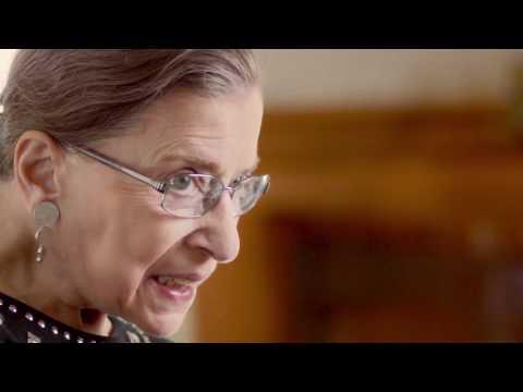 Ruth Bader Ginsburg: Mom's Message
