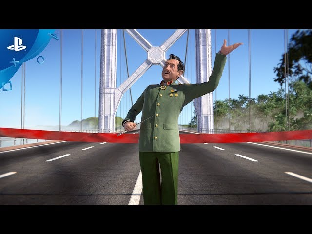 Tropico 6 - PS4 Reveal Trailer | E317