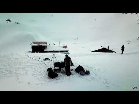 "Oreste din Poveste - ""Decat"" vinil la Bâlea Lac, iarna (vinyl only - Transfagarasan)"