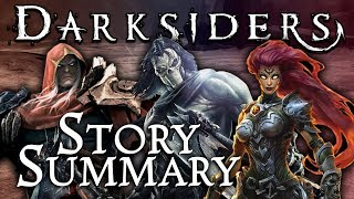 Darksiders Story Summary - The Entire History Explained (What You Need to Know!)