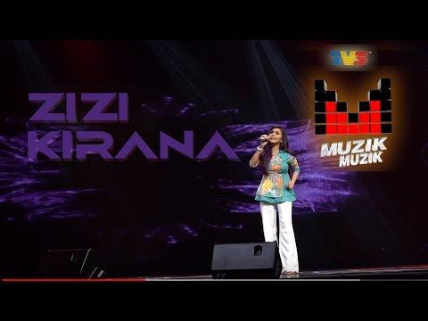 Zizi Kirana di Pencalonan Muzik Muzik [ Rahsia Hati ]