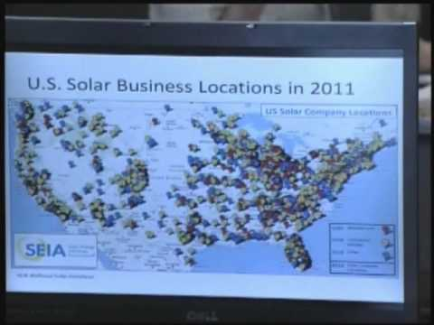Solar Power Trends: German and U.S. Perspectives