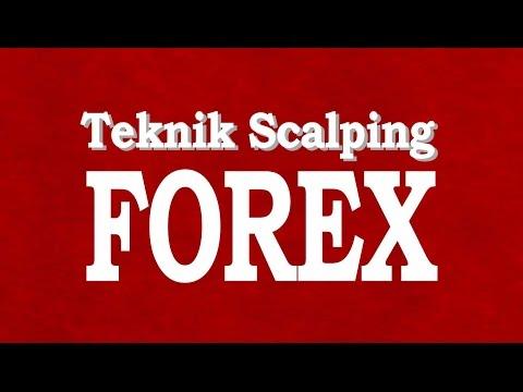 Teknik Scalping Forex