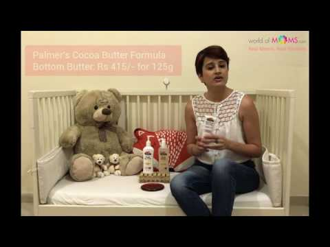 Shubreet's Review: Palmer's Cocoa Butter Formula Baby Care Article
