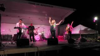 SundayGirl (Blondie tribute) - Heart of Glass - live at Point Lookout - 7/13/20