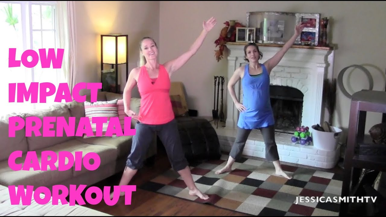 Exercise During Pregnancy: Free Full Length 20-Minute Low ...
