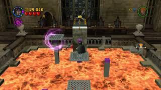 LEGO Harry Potter Years 1-4 - Gringotts Vault - Bonus Level #3 - Gold Brick #193