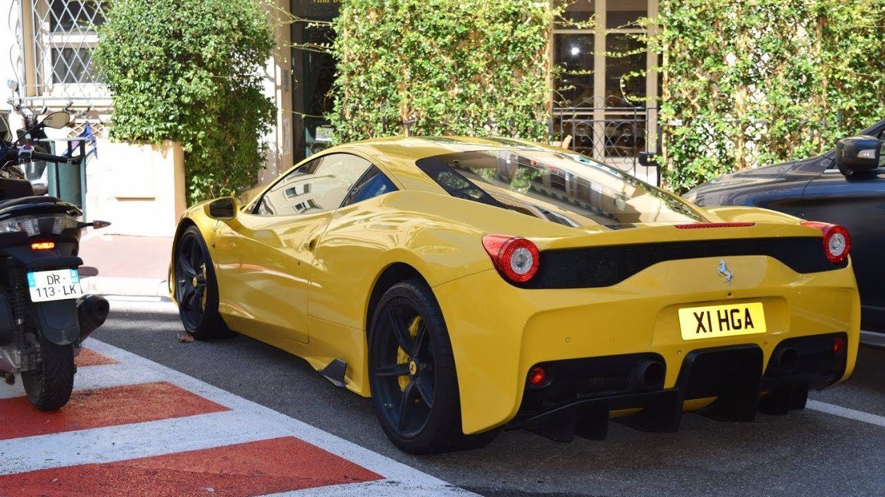 Supercars In Monaco Vol Youtube