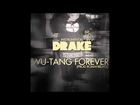 Drake - Wu-Tang Forever (OFFICIAL INSTRUMENTAL) Nothing Was The Same (ReProd.RomanBeatz)