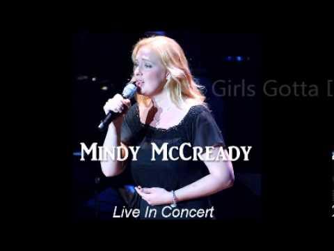 Mindy McCready - A Girls Gotta Do (Live In Concert) 1/13