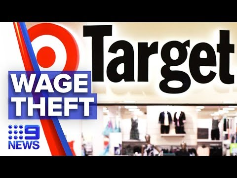 Target underpaid staff by $9m after 'payroll errors' uncovered | Nine News Australia