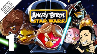 Let's Play Angry Birds Star Wars - Episode 1 GamePlay