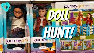 NEW JOURNEY GIRL CLOTHES AT TOYS R US FOR AMERICAN GIRL AND MY LIFE AS DOLLS 2018