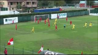 Correggese-Ravenna 1-1 Serie D Girone D