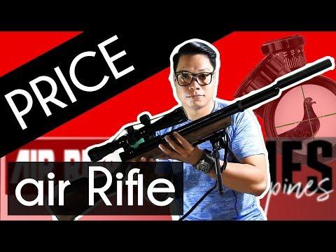 Magkano Ang Price Ng AIR RIFLE At Ano Ang Mga Brand? Alamin Natin.
