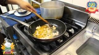 VIDEO RICETTE DI CUCINA - Gnocchi al profumo di mare