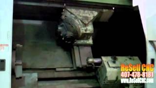 Mazak Integrex 40 ATC MC CNC Lathe For Sale - ReSell CNC