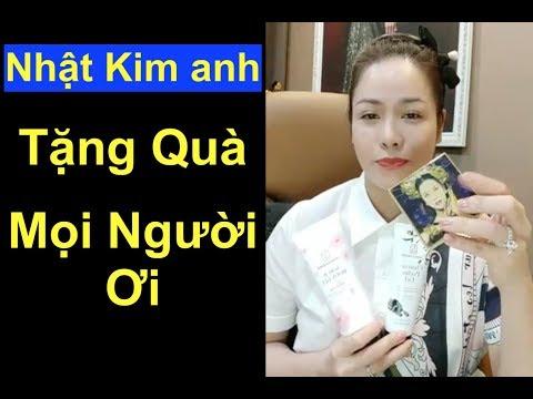 Nhật Kim Anh Tặng Quà Nè Mọi Người Ơi! Chỉ Cần Like video Là Có Quà Nè!